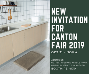 New invitation for CANTON FAIR 2019